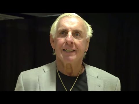 Ric Flair discusses his Starrcade legacy, Charlotte Flair and Locker Room No. 5: Nov. 25, 2017