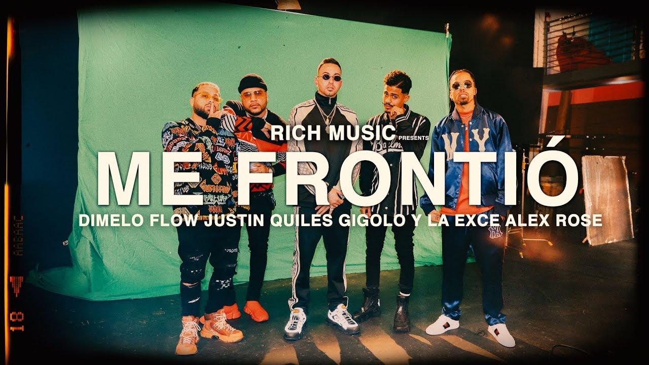 RoseGigolo Oficial Justin La QuilesDimelo Frontio Excevideo Me Y FlowAlex 2WHYDIE9