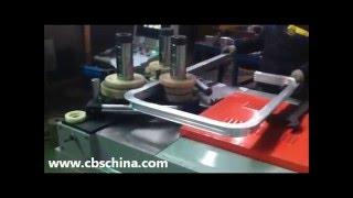 CNC aluminum profile bending machine