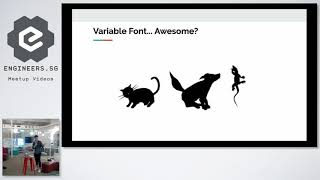 Introduction to variable fonts - Talk.CSS #44