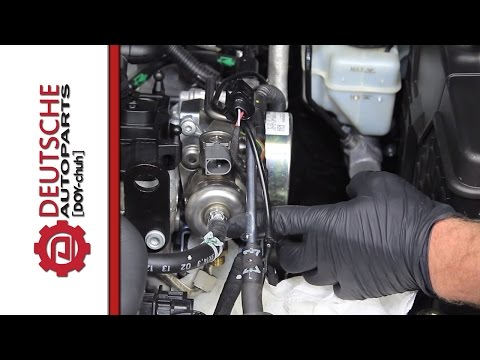 VW 2.0T TSI Engine High Pressure Fuel Pump (HPFP) DIY (How to) Install