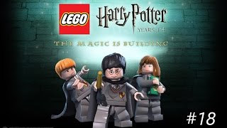 Lego Harry Potter Years 1-4 #18 The Quidditch World Cup