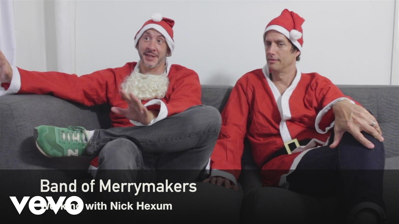 band of merrymakers on working with nick hexum youtube. Black Bedroom Furniture Sets. Home Design Ideas