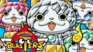 Yo-kai Watch Blasters — How to Get ALL Gemnyan / Jewelnyan Guide! (Dianyan, Emenyan, Topanyan, etc.)