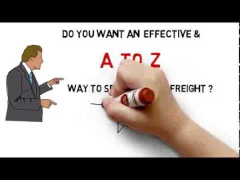 A to Z Air Freight Shipment with Air Time Critical