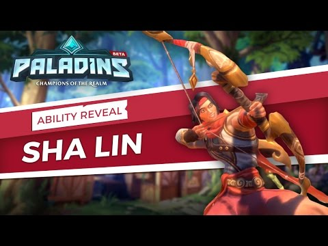 Paladins Sha Lin Is Gay