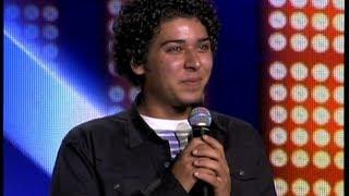 تجارب الأداء محمد الغندور الصوت الصافي - The X Factor 2013