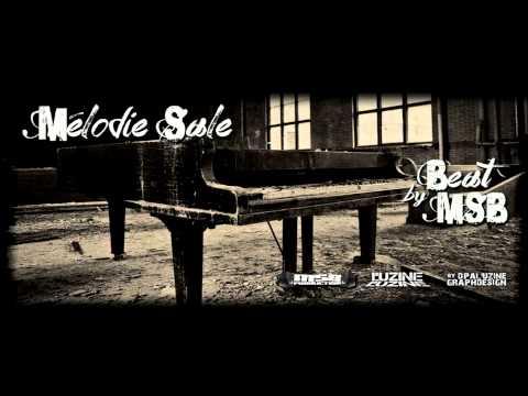 Mélodie Sale / Beat by MSB