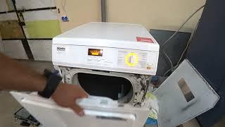 Огляд Miele PT 5137 WP сушильна машина c 1кВт компресором!