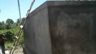 Custine, Cavallion Haiti Cistern