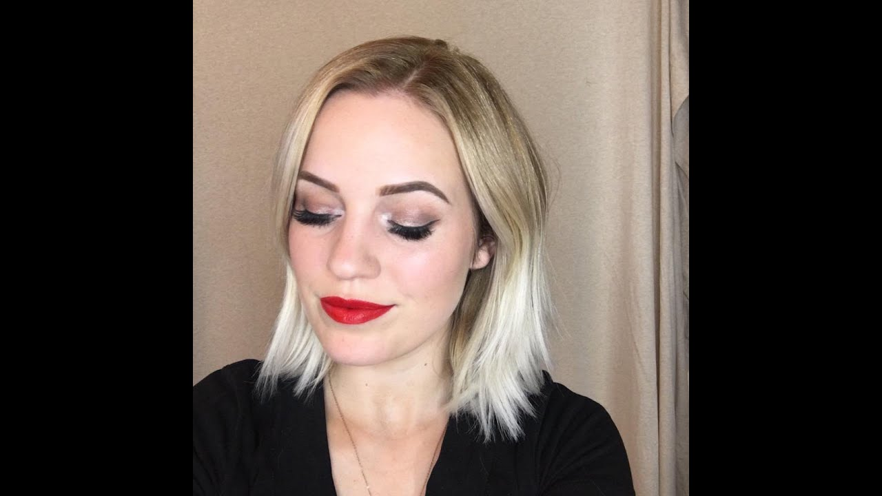 How To Apply Shadowsense  My Go To Eye Look Katie Enos