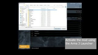 Arma 3 - AdminToolkit v1.8  Installation (ExileMod Edition)