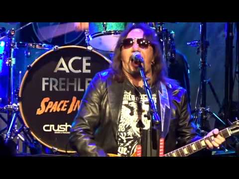 ACE FREHLEY RIP IT OUT Cany Club 1292017