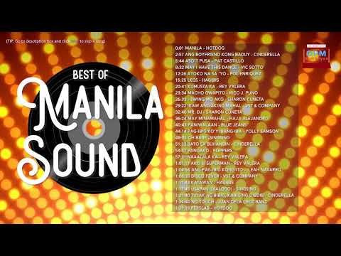 Tambayan ng OPM Idols - Best of Manila Sound (Non-Stop Music