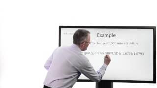 Tim Bennett Explains: Foreign currency basics