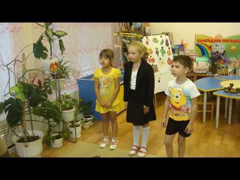 Сидалинова Г Р  2 видеофрагмент сюжетно ролевой игры