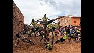 Talent found in Africa 'Uganda'