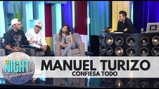 Manuel Turizo nos habla de sus ex novias en Desembucha de Tu Night con Gabo Ramos e Ixpanea