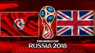 Tunísia vs Inglaterra 1-2 - Goals & Highlights - World Cup Russia 2018