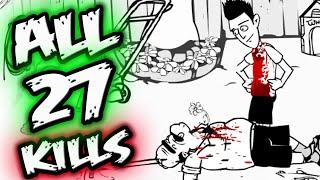 Whack Your NEIGHBOUR 27 WAYS || Whack Your Neighbour All 27 Kills