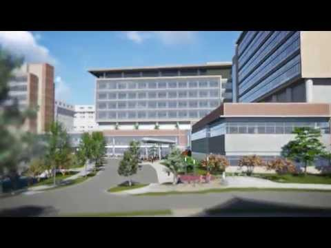 New UF Health Hospitals Fly-through