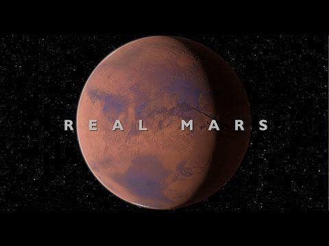 C4Depot Real Mars w/Curiosity Rover - Free C4D Content