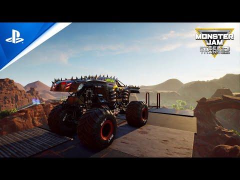 Monster Jam Steel Titans 2 - Release Trailer | PS4