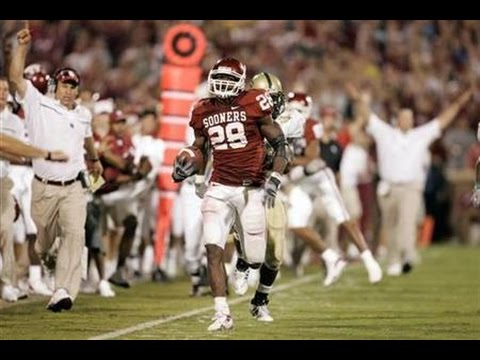 Classical Tailback - Adrian Peterson Oklahoma Highlights