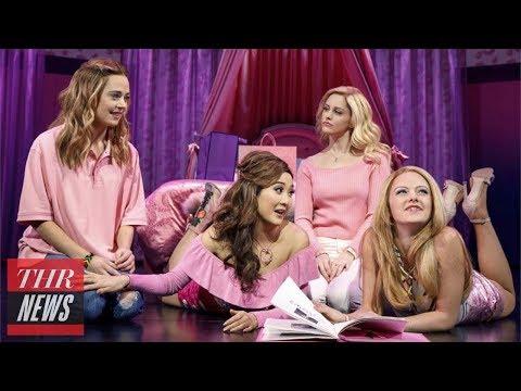 Major 'Mean Girls' Moments at the 2018 Tony Awards | THR News