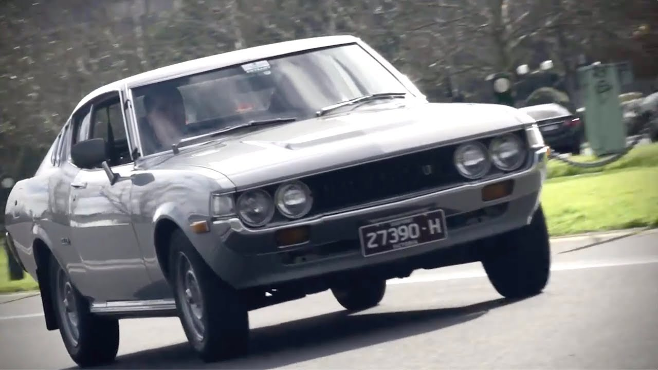 Toyota Celica - Shannons Club TV - Episode 24