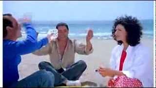 مدحت صالح اغنية بحبك موت من فيلم علمني الحب flv   YouTube