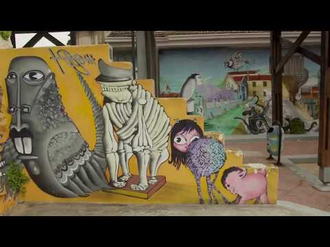 Valpo Street Art Tours - Waterfront cities of the world