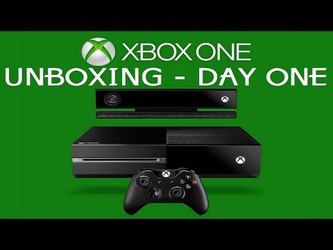 Unboxing Xbox One en Español | Day One Edition - YouTube