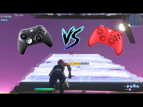 XBOX ELITE SERIES 2 VS REGULAR XBOX CONTROLLER (Is The Elite Worth It?)