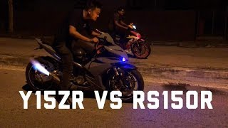 Gengtayarbesar - Ysuku VS RS150R Repeat Game