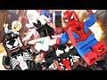 LEGO Spider-Man: Spider Mech vs. Venom (76115) - Review!