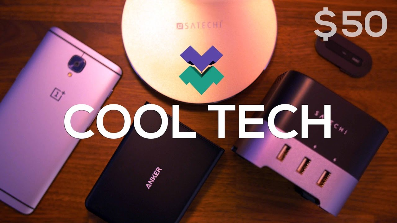 Cool Tech Gifts Under 50 2017 Youtube