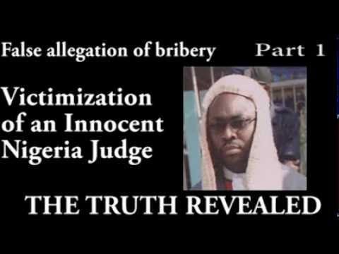 Gambia Corruption.. The Truth revealed about Justice wowo pt1