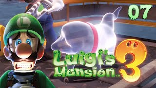Luigi's Mansion 3 Nintendo Switch Gameplay Playthrough with Oshikorosu. [7]