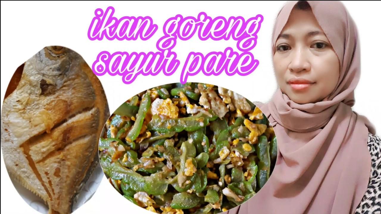 sayur gomyang ikan resepi sayur pucuk ubi masak ikan masin masakan youtube  disajikan Resepi Cara Masak Nasi Goreng Corned Beef Enak dan Mudah