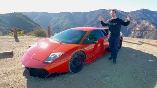 The Most Exciting And Dangerous Lamborghini Ever!!