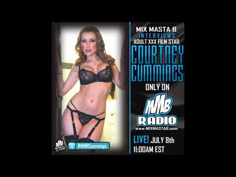 Mix Masta B Interviews Adult XXX Film Star Courtney Cummings On MMB Radio LISTEN NOW! - #MMBCummings from YouTube · Duration:  21 minutes 4 seconds