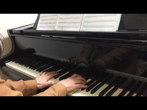 My Song My Days / 「ブラッククローバー」ed6 / SOLIDEMO With 桜men / Piano Solo
