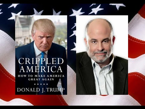 • Mark Levin • Donald Trump • Crippled America, Immigration, and more!! • 11/11/15 •