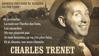 Charles Trenet - The best Of (Karaoké)