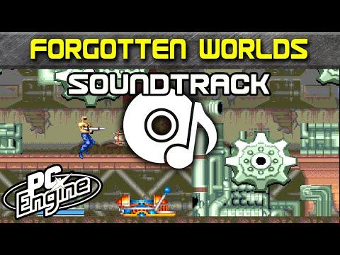 Forgotten Worlds soundtrack | PC Engine / TurboGrafx-16 Music