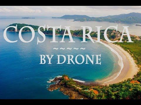 Travel trip Costa Rica 2018 | Drone footage DJI Mavic Air [HD]