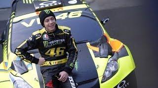 Monza Rally Show 2013 con Valentino Rossi a bordo de su Ford Fiesta RS WRC - PRExtreme TV Channel