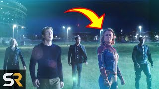 Captain Marvel Proves The Endgame Trailers Lied