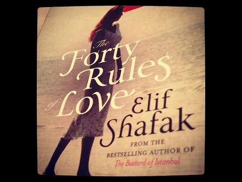 Forty Rules Of Love By Elif Shafak Pdf